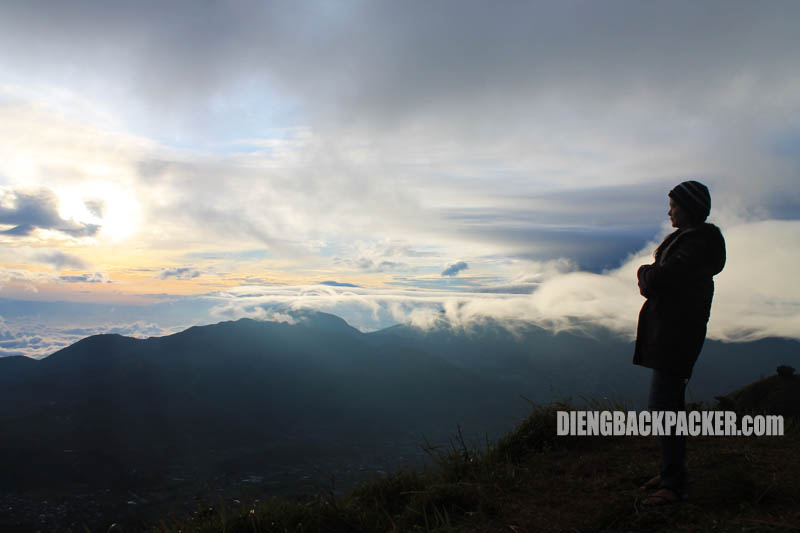 Paket Backpacker ke Dieng